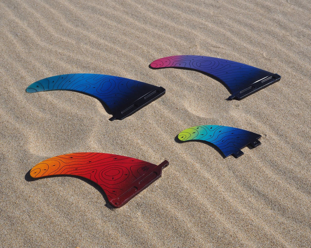 Announcing The New Swell Lines Single Fin and G5 Fins