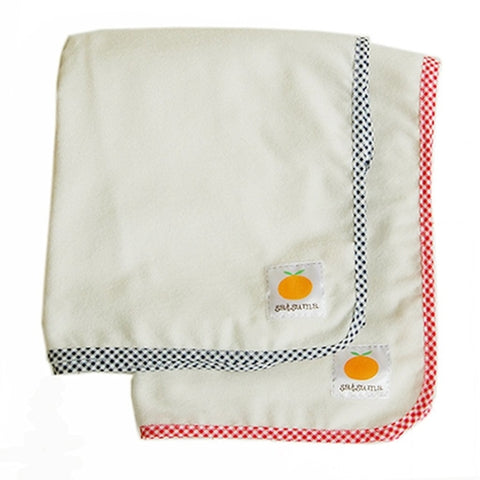 Bamboo Flannel Swaddling Blanket