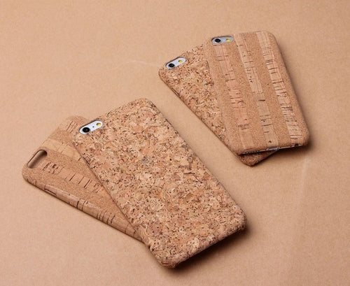 Cork Wood iPhone Case - Tech Accessories - [shop name]