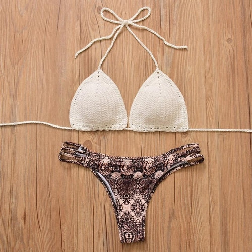 New Style Exquisite Summer Women's Bikini Swimsuit - Women's Clothing - [shop name]