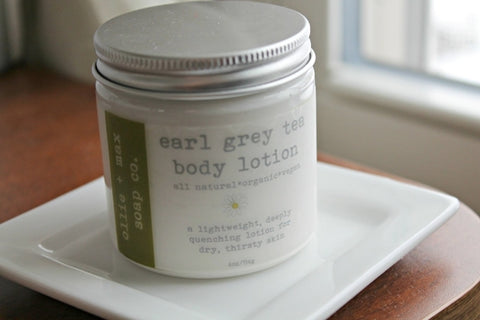 Earl Grey Vegan Body Lotion