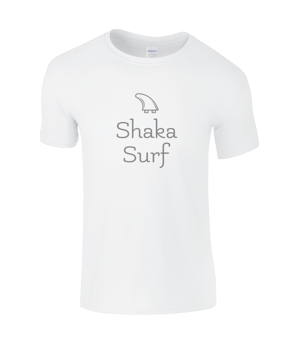 SHAKA SURF - Kids SoftStyle® Ringspun T-Shirt - T Shirts - [shop name]