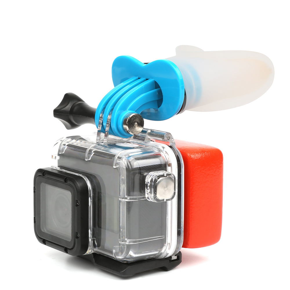 GoPro Surf Mouth Mount Dummy Bite - Works with GoPro Hero 3 - 5 - GoPro - [shop name]