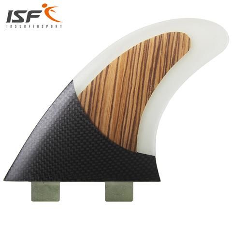 SPEEDFREAK: FCS Fins - High Performance Honeycomb Wood Fiberglass Fins 3PCS - Fins - [shop name]
