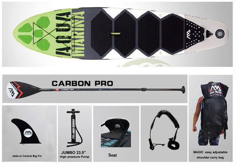 Thrive AM SUP 10 Feet - Inflatable Stand Up Paddle Board w/Paddle Options