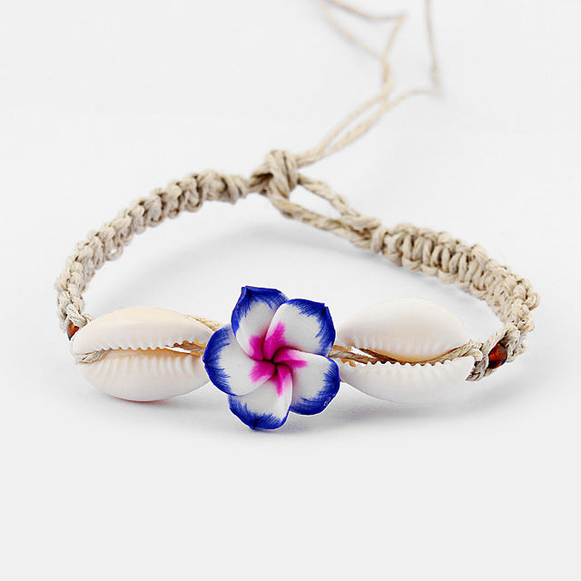 MAHALOA Haiwaiian Style Bracelet - Variety of Colors - Bracelets - [shop name]