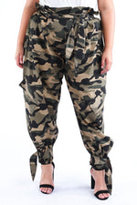 It's a Tie Camo Pants