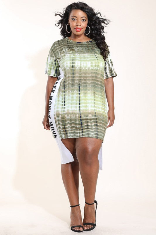 Money Moves Tunic - The Kurve