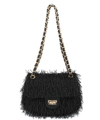 Fur Shag Bag