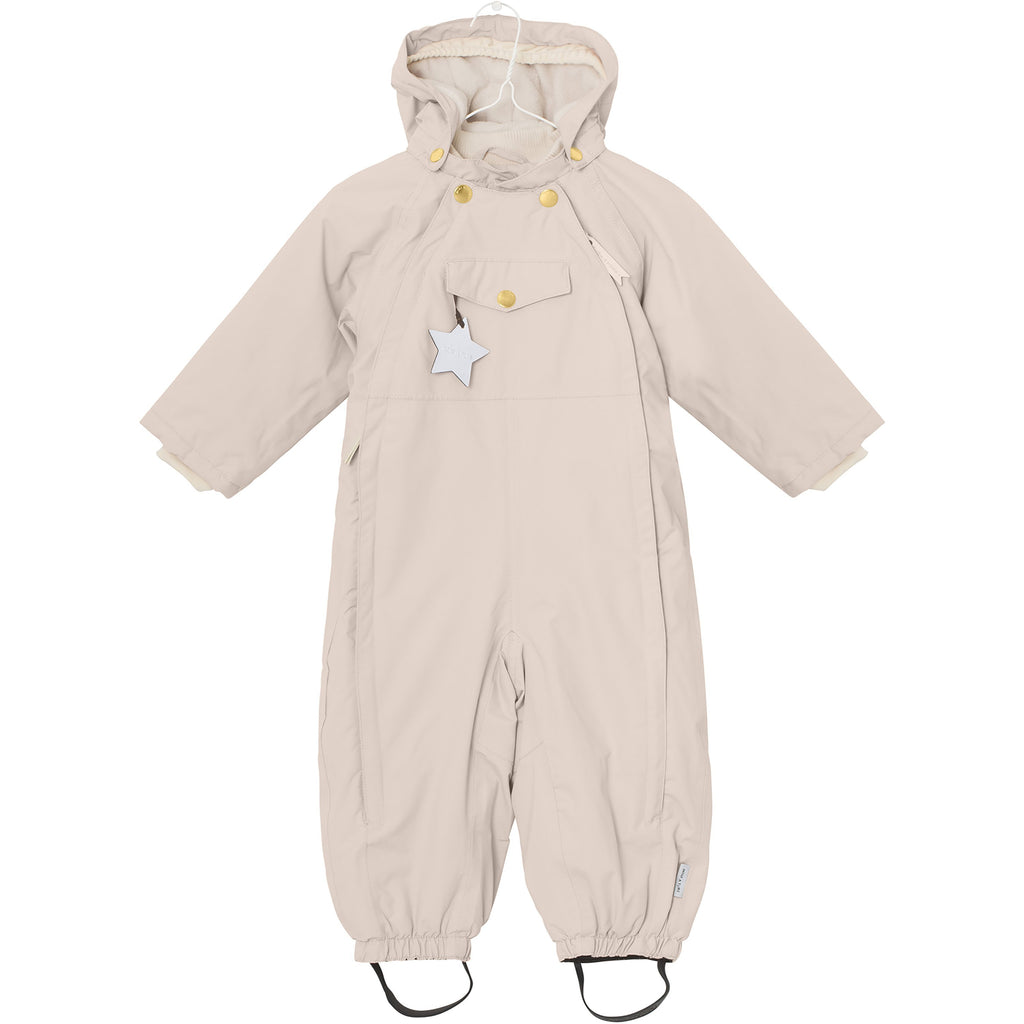 Wisti Snowsuit - Rose Smoke
