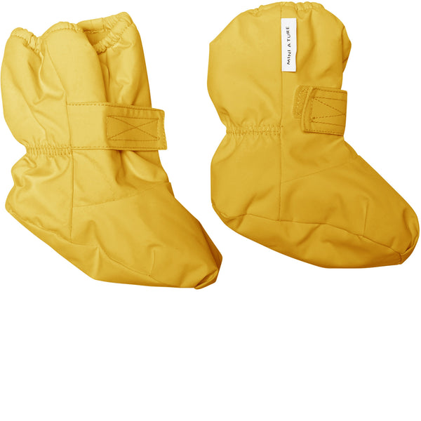 Winn Outdoor Sock - Bamboo Yellow