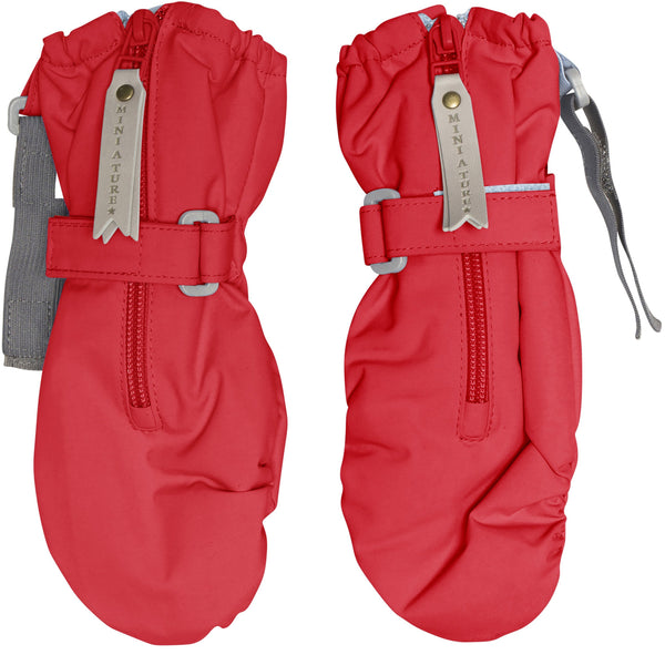 Cesar Gloves - Chinese Red