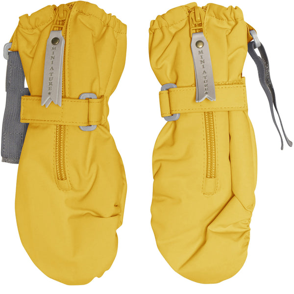 Cesar Gloves - Bamboo Yellow