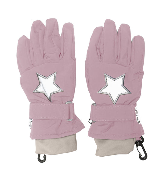 Celio Gloves - Orchid Haze Purple
