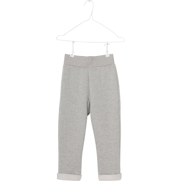 Mathis Bukser - Light Grey Melange