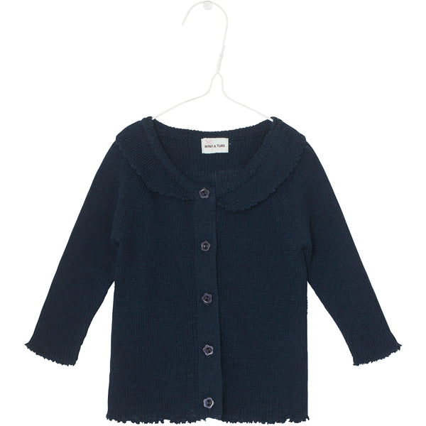 Kirs Cardigan - Sky Captain Blue
