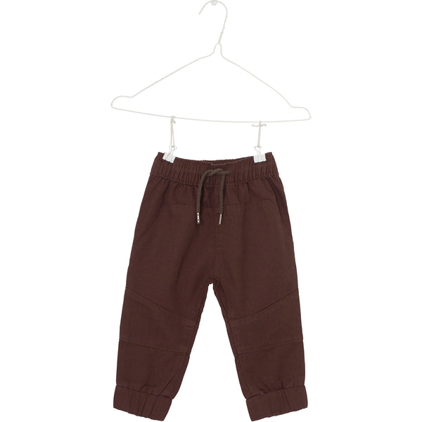 Cole Pants - Deep Mahogany