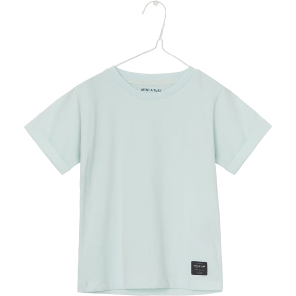 Charley T-shirt - Blue Skylight