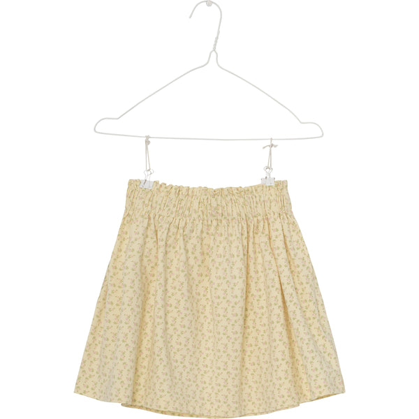 Ine Skirt - Yellow Anise Flower