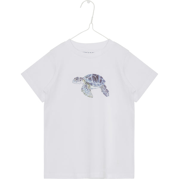 Steffen T-shirt - White