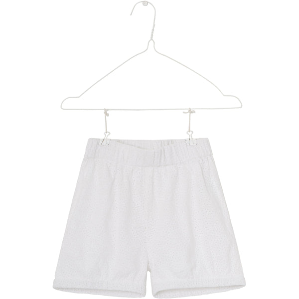 Snefrid Shorts - White