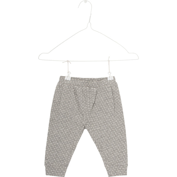Eroa Pants - Light Grey Melange