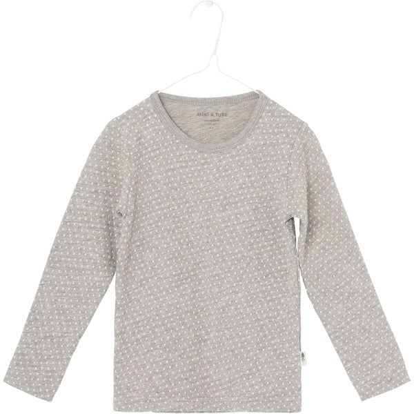 Eddy T-shirt - Light Grey Melange