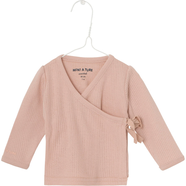 Europa Blouse - Rose Dust