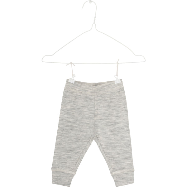Ero Pants - Light Grey Melange