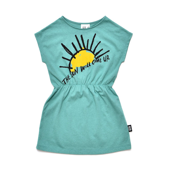 Little Man Happy - The Sun Will Come Up Beach Dress