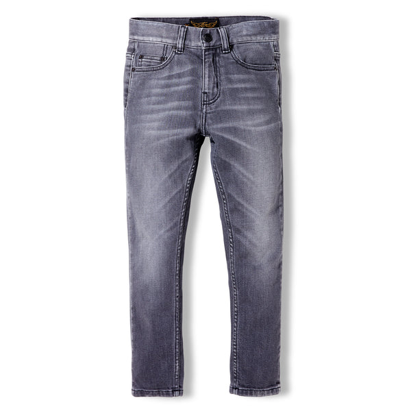 191137042 New Norton Jeans - Warm Grey