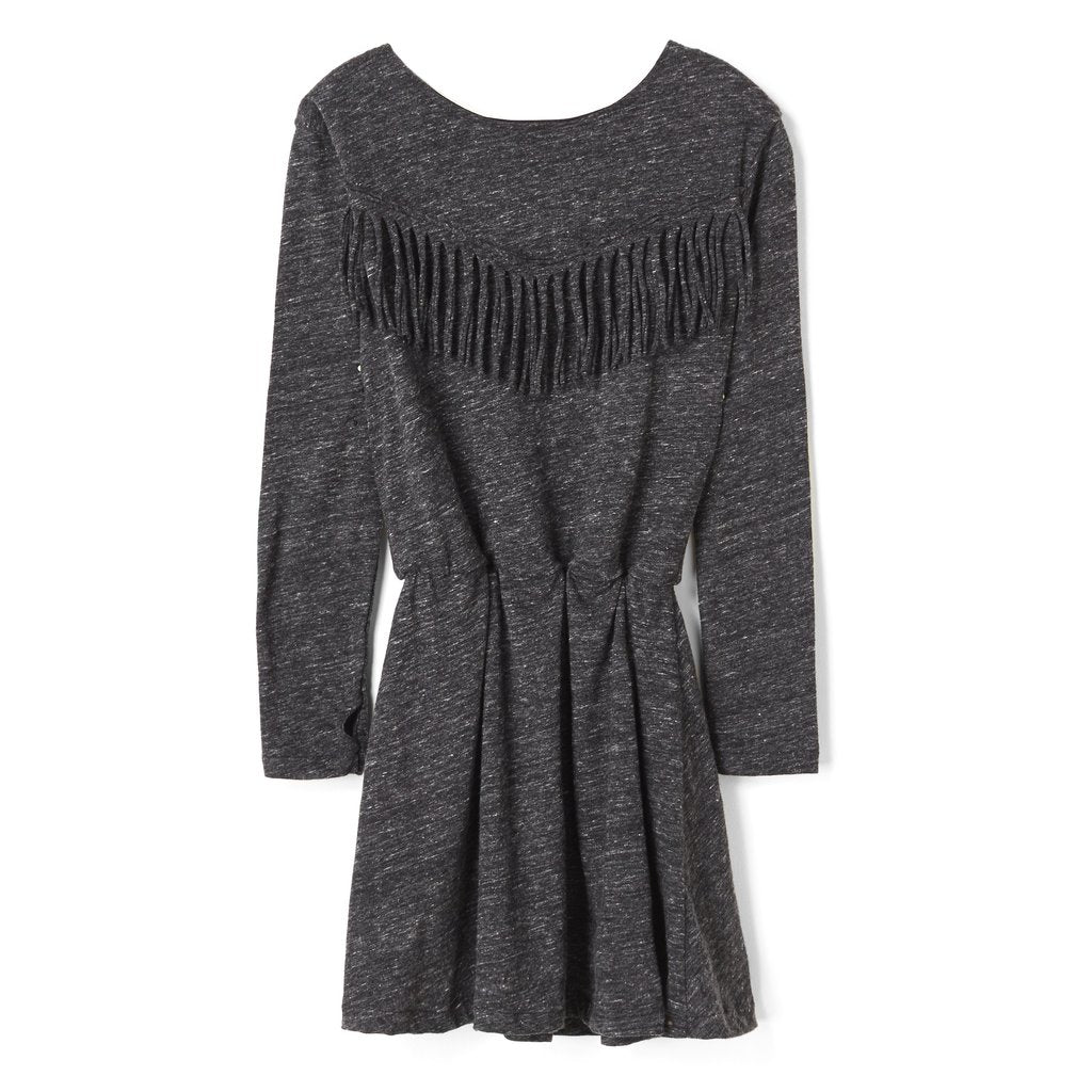 Girl Knitted Jersey Dress