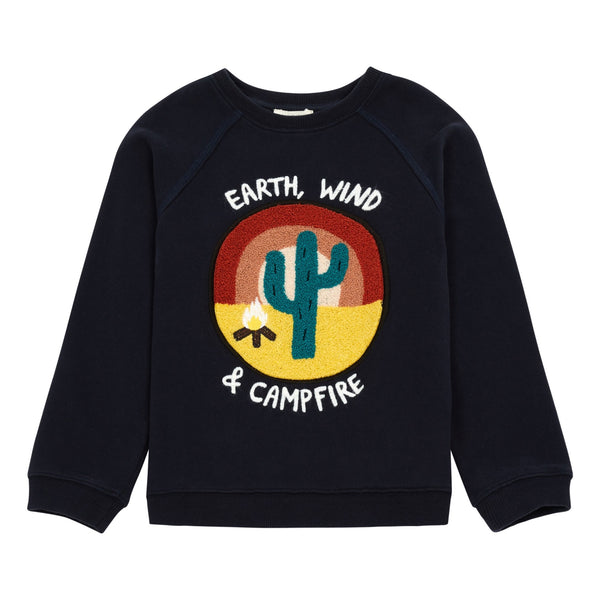 Hundred Pieces - Campfire Sweatshirt