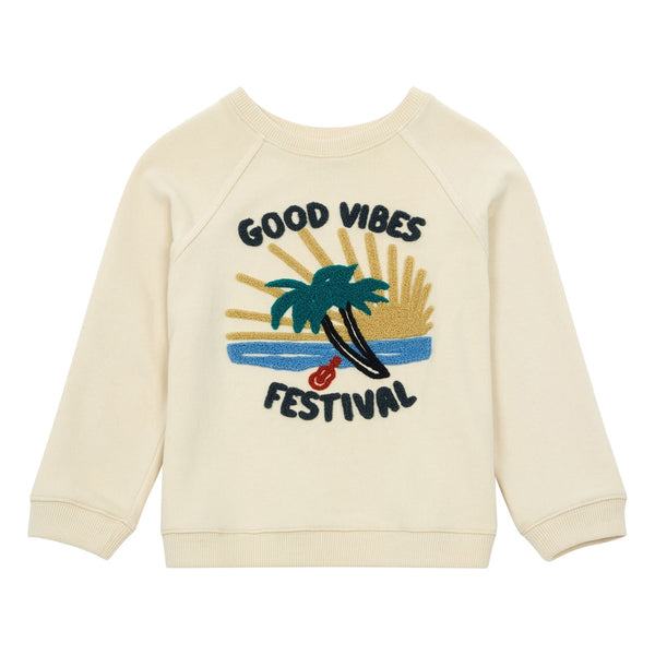 Hundred Pieces - Good Vibes Sweatshirt