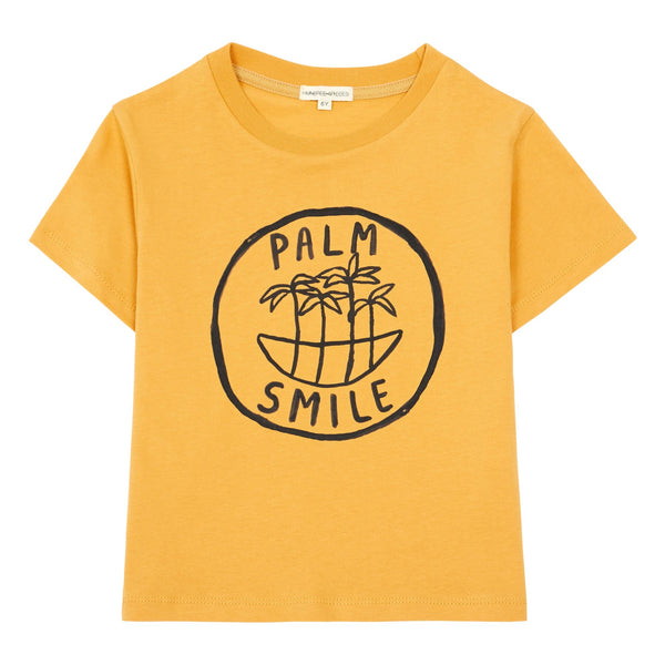 Hundred Pieces - Palm Smile T-shirt