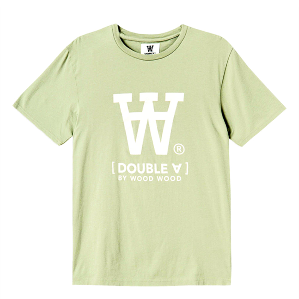 Wood Wood T-shirt - Mint