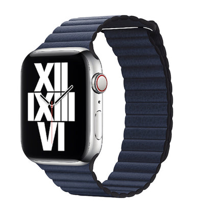 Apple Watch Band Milanese Leather