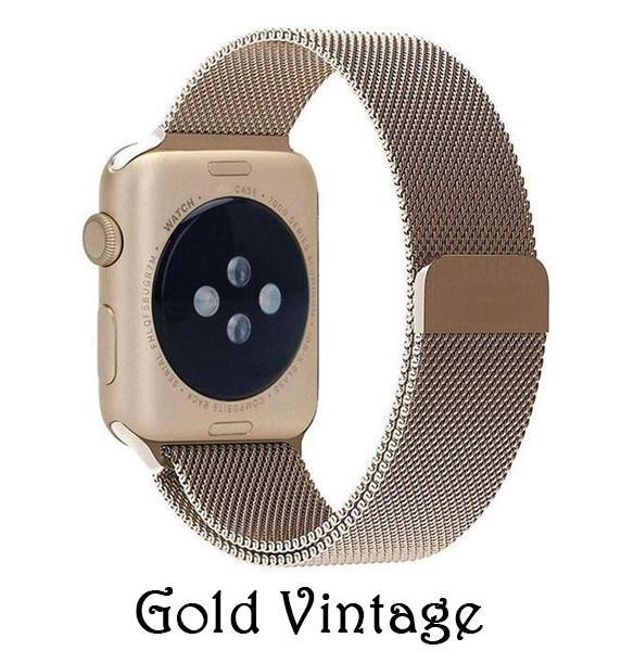 Milanese Loop Band For Apple Watch New Colors I Ccessories