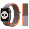 Apple Watch Band, Woven Nylon Scratch, Summer 2020