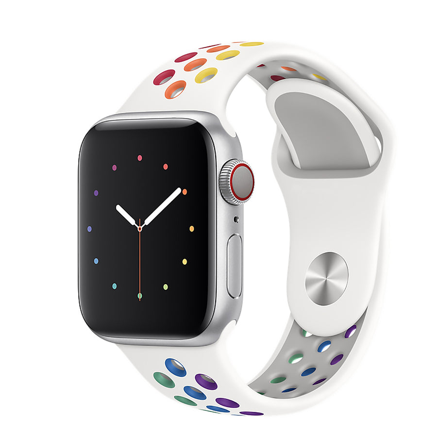 Band for Apple Watch, Sport Silicone, Pride