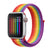 Apple Watch Band, Nylon Scratch - Pride