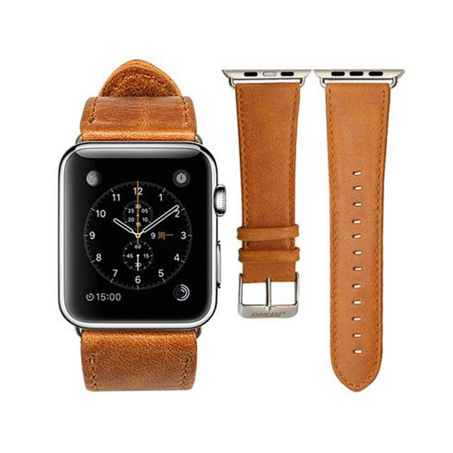 Apple Watch Band leather vintage