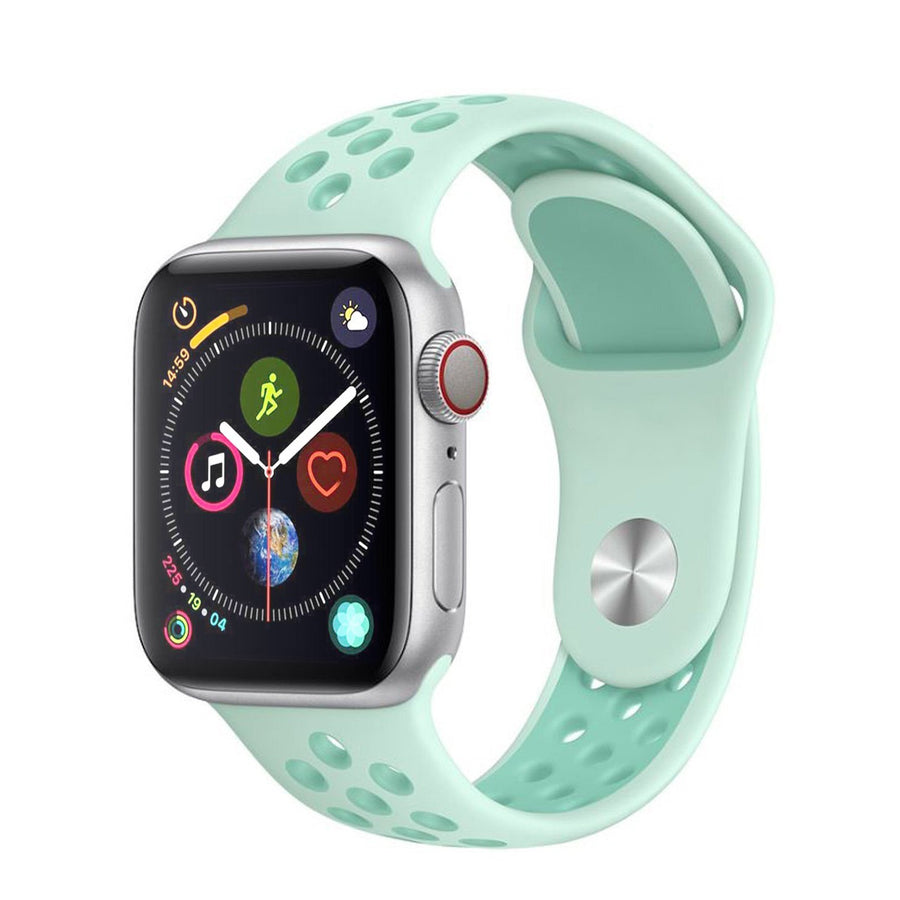 Apple Watch Band, Sport Silicone, Spring 2021