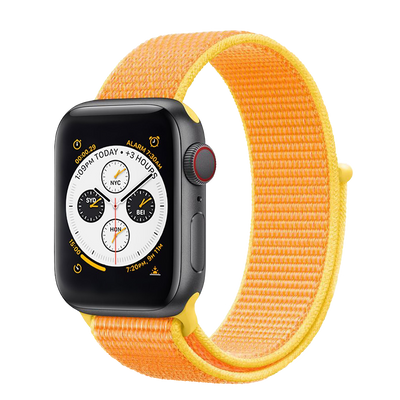 Apple Watch Band, Sport Loop, Woven Nylon Scratch - New Colors