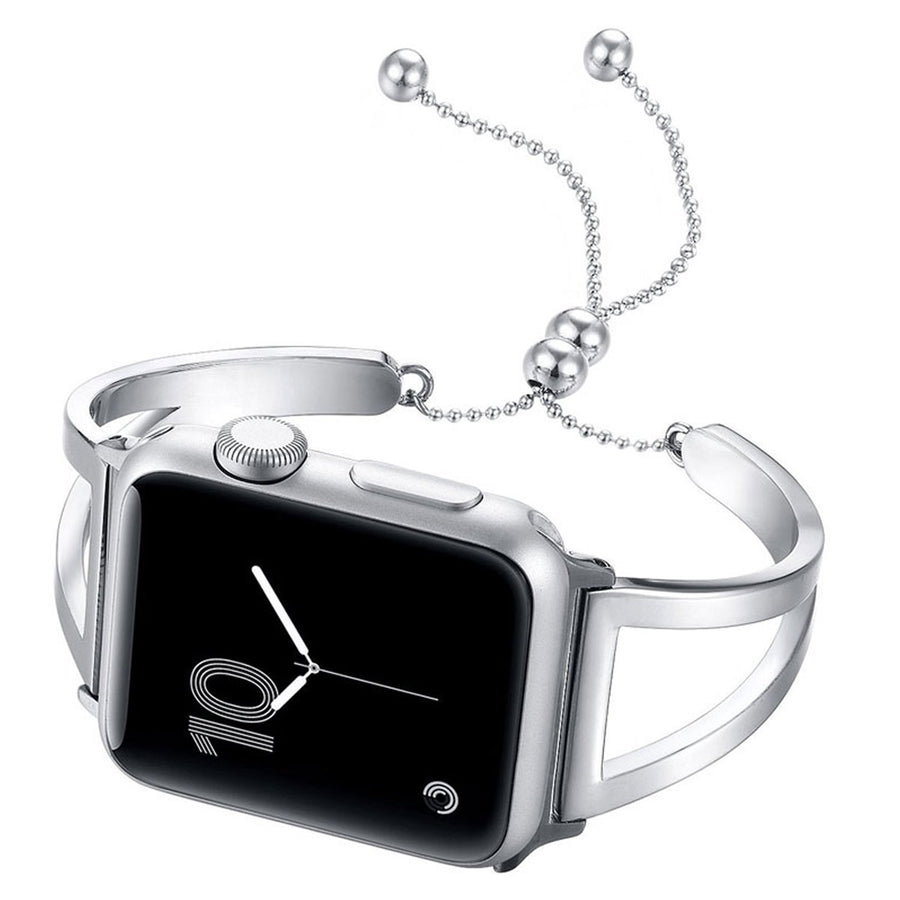 "Apple Watch Band ""Simple Chic"" Stainless Steel"