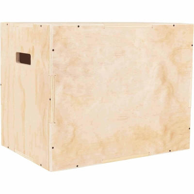 Plyo Box Holz 3 In 1