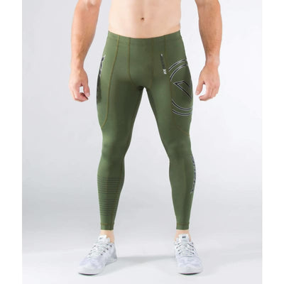 Virus Action Sport Performance | Men Rx7 V3 | Olivegreen