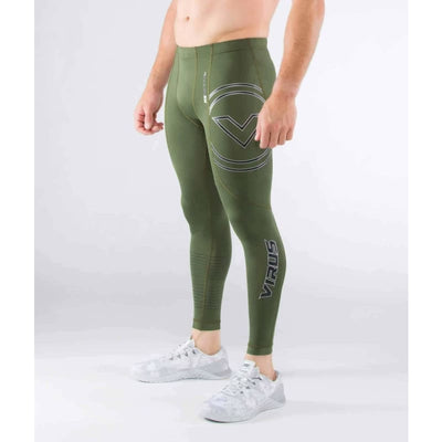 Virus Action Sport Performance | Men Rx7 V3 | Olivegreen - S