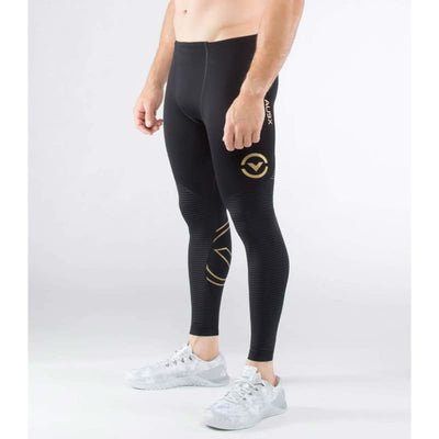 Virus Action Sport Performance | Mens Au 9X | Black And Gold - S