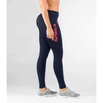 Virus Action Sport Performance | Womens Eco21 | Navy-Coral